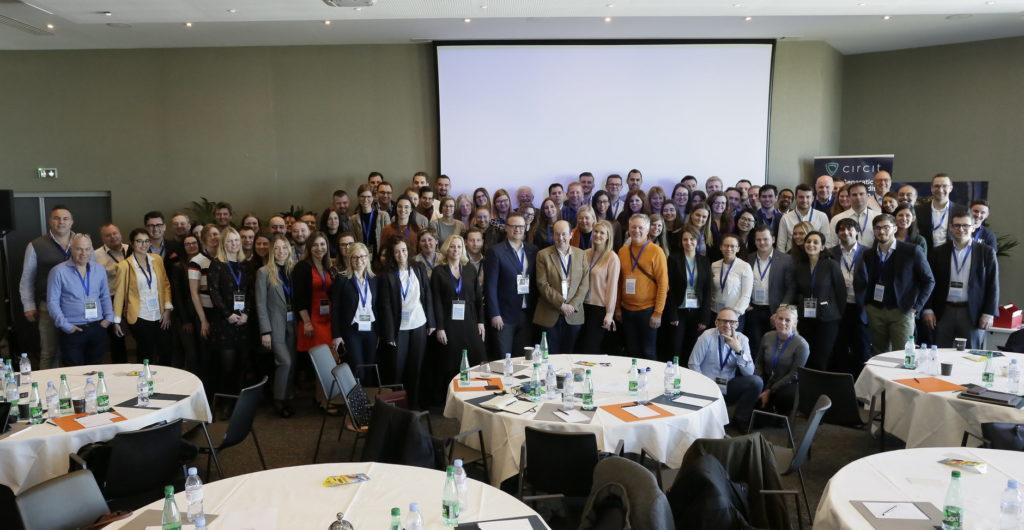 Samlet billede af alle deltagere fra MGI Talent Meeting 2020