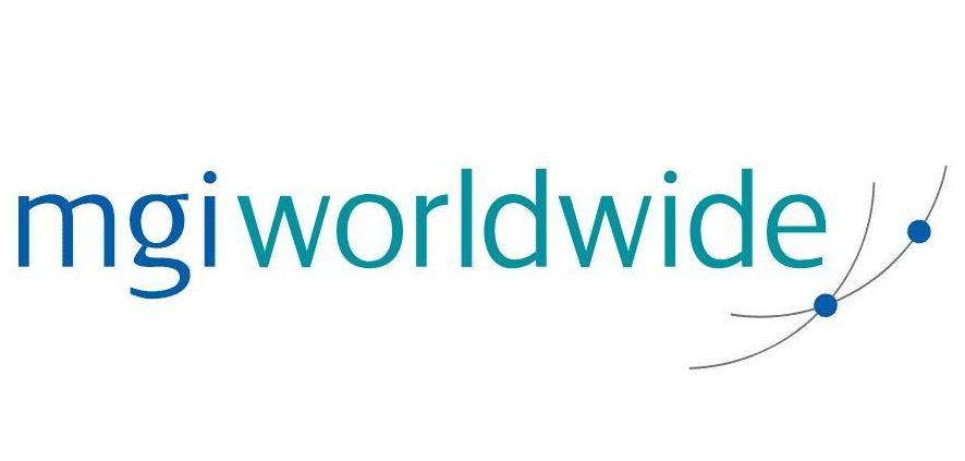 MGI worldwide logo